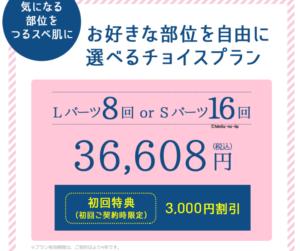 【夏】TBCエピレ自由に選べるチョイスプラン-キャンペーン