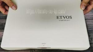 ETVOS(エトヴォス)-ミネラルファンデスターターキットM-パッケージ
