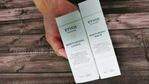 ETVOS(エトヴォス)-モイスチャーライジングローション、モイスチャーライジングセラム
