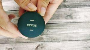 ETVOS(エトヴォス)-マットスムースミネラルファンデーション